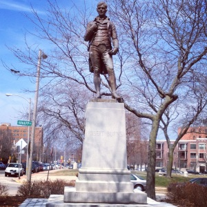 Robert Burns Milwaukee